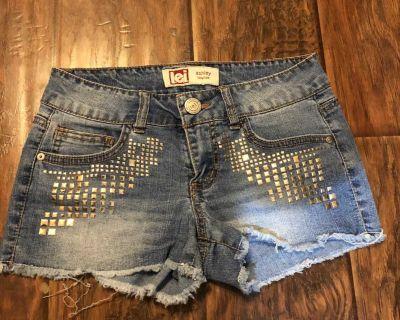 Lei Sz 1 jean shorts
