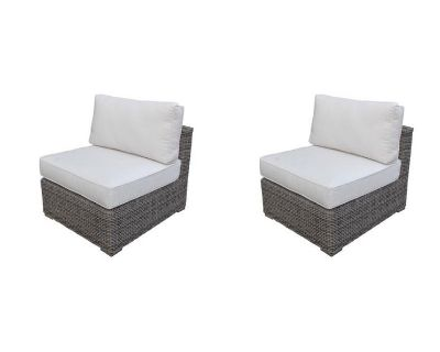 Middle Sofa Chairs - 2 pieces