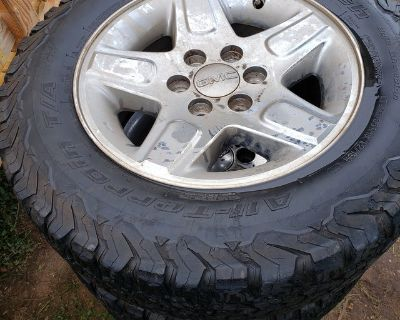 Rims and Tires (4)