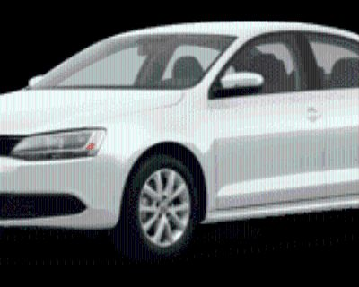 2012 Volkswagen Jetta SEL with Sunroof Sedan Auto (PZEV)