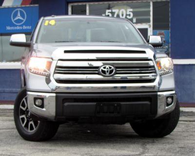 2014 Toyota Tundra 4WD Truck Double Cab 5.7L V8 6-Spd AT SR5 (Natl)