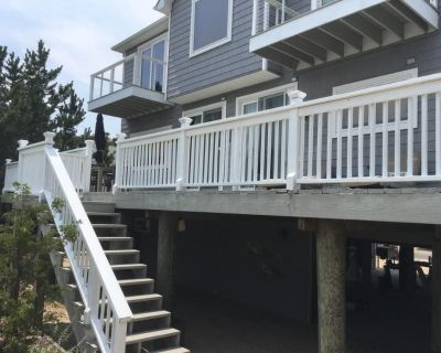 New listing: Beach front vacation house on BroadKill Beach - Broadkill Beach
