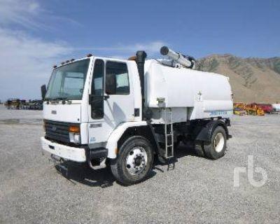 1996 FORD COE VACUUM Sweeper Trucks Truck
