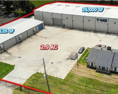 33,125 SF Warehouse Complex (3 Buildings)