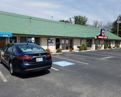 North Roan Office Space for Lease
