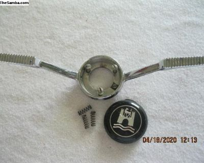 Horn Ring Button Bar and Button