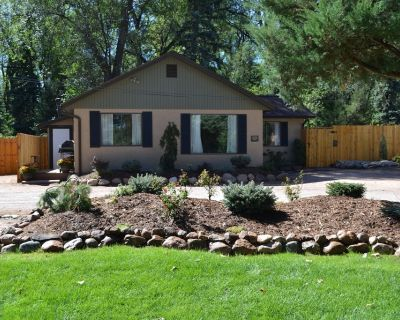 Modern, Fresh and Beautiful 2 Bedroom Cottage! - Southwest Colorado Springs