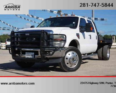 2008 Ford F450 Super Duty Crew Cab for sale