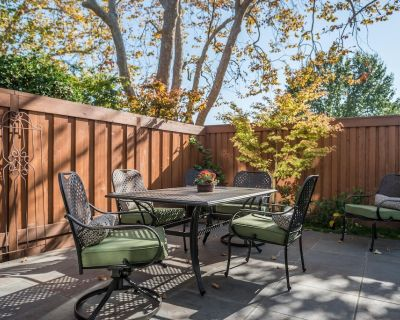 Furnished Corporate Townhouse In Menlo Park-Great Access Facebook & Stanford - The Willows