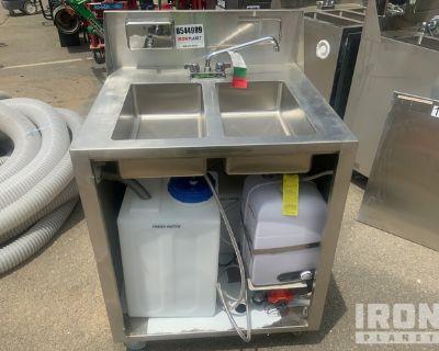 2020 (unverified) Ancaster AFE-DB201 Wash Station