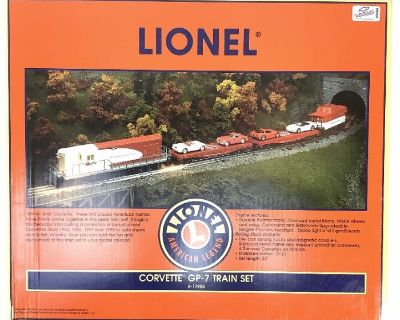 EJ's September 17th Model Train & Accessories Auction