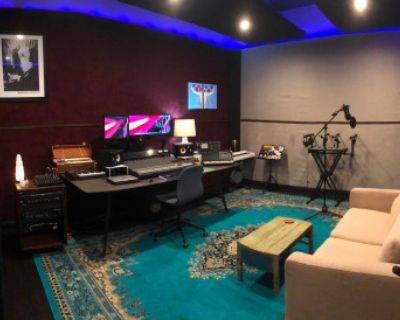 NoHo Recording/Rehearsal Studio, North Hollywood, CA