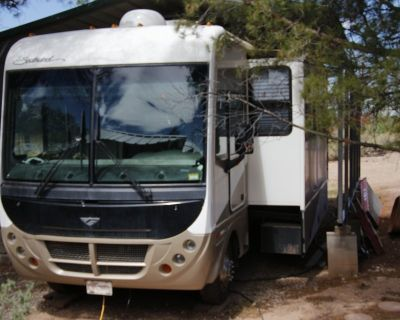 Class A motorhome - reduced to sell or will trade for 4WD pickup in good shape