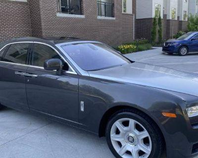 2011 Rolls-Royce Ghost Standard
