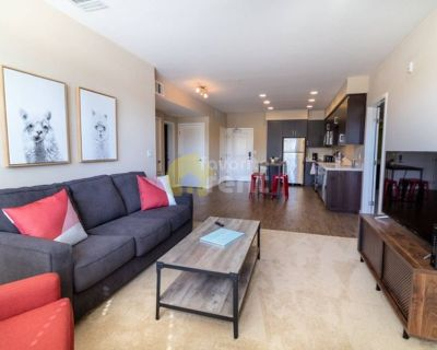 Modern 2Bedrooms Apartment with Pool & Gym Central San Mateo