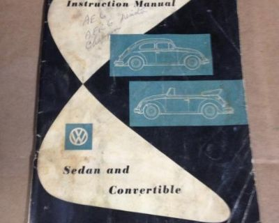 4/58 Bug Owners Manual