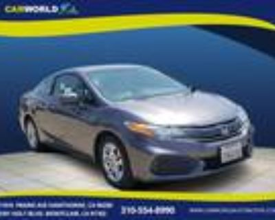 2015 Honda Civic Coupe LX for sale