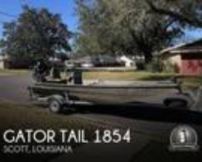Gator Tail - 1854