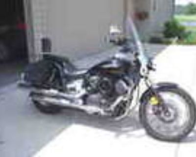2008 Yamaha Vstar 1100 Custom