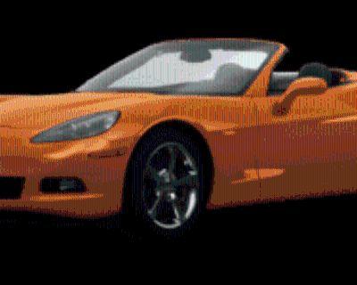 2009 Chevrolet Corvette 3LT