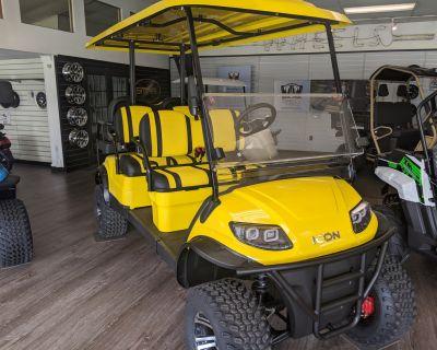 2021 Icon EV i60L Golf carts Richmond, VA
