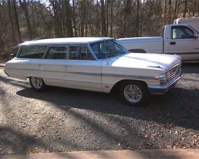 1964 Ford Country Squire Wagon