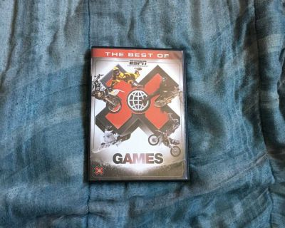 EPSN: The Best Of The X Games 2007 DVD