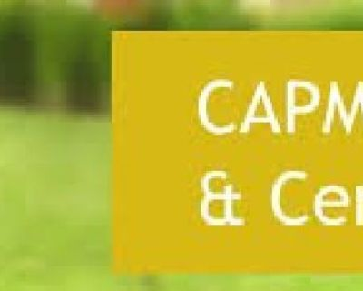 Certified Associate in Project Management (CAPM) Training - Enroll Now!