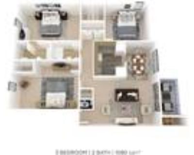 Monarch Crossing Apartment Homes - Three Bedroom 2 Bath