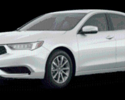 2018 Acura TLX Standard