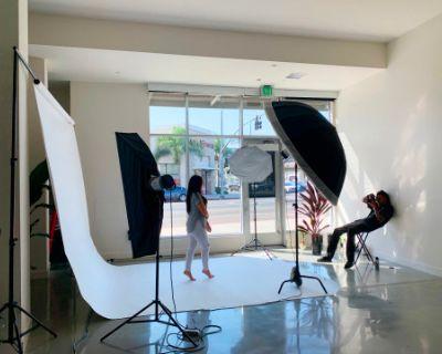 Modern Style Photo Studio / Private Event Space, Glendale, CA