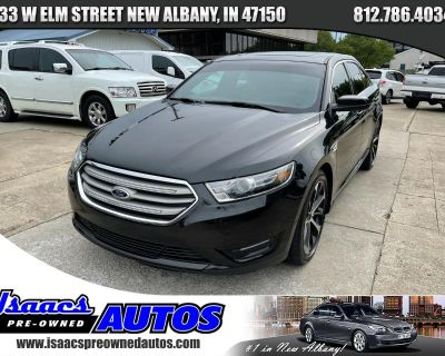 Used 2015 Ford Taurus 4dr Sdn SEL FWD
