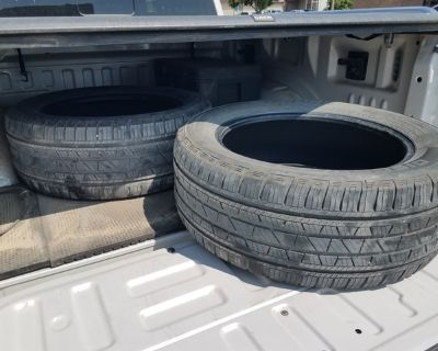 2 Good Used Tires