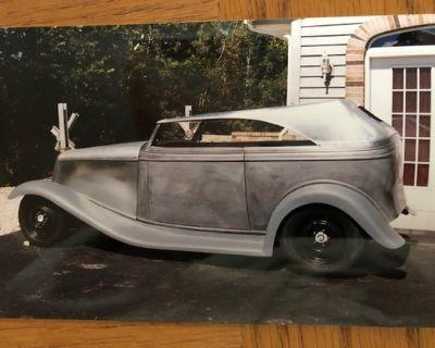 1934 Chevrolet Custom Stretched