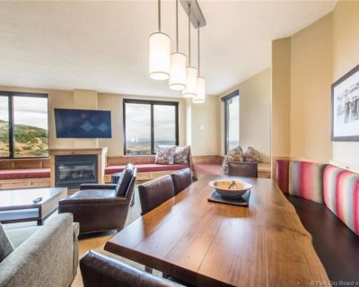 Ski-In/Out 1 bedroom 2 Bath Corner Suite 1250 sf Grand Summit PARK CITY Canyons - Park City
