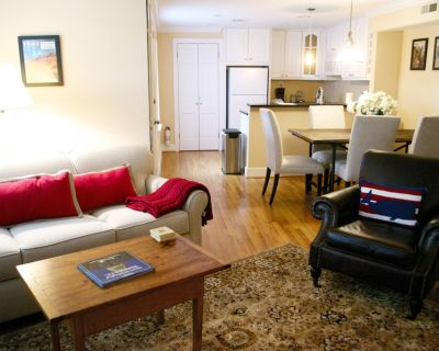 Garden Apartment in Heart of Capitol Hill - Eastern Market