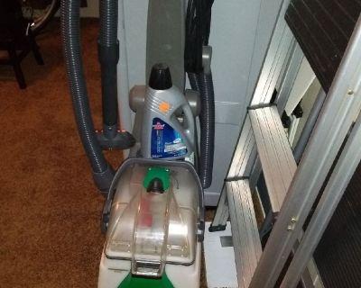 Bissell Big Green Deep Cleaning Carpet Machine