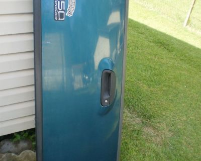 97-99 00 01 02 03 04 FORD F150 HARLEY LIGHTNING TAILGATE STYLESIDE CREW CAB SOLID TAILGATE