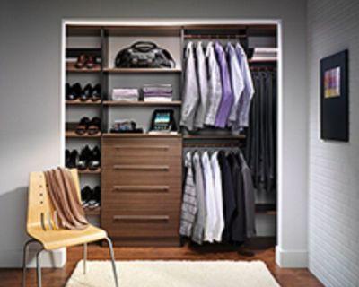 Walk-in Closets Design And Installation
