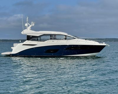 2018 Sea Ray 460 Sundancer