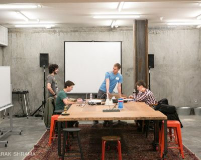 Special: Creative Workshop/Meeting Space (Theater Gallery), San Francisco, CA