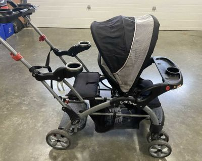Double Stroller (Free)