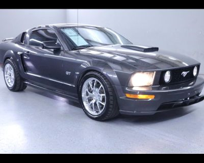 Used 2007 Ford Mustang GT Deluxe Coupe