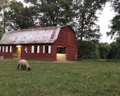 Peaceful Farm Stay at Lofton Acres - Pet Friendly! - Lonoke County