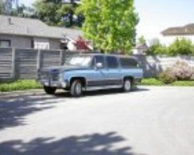 84 diesel suburban