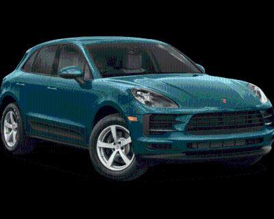New 2021 Porsche Macan With Navigation & AWD