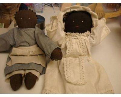 BLACK ~ AMERICANA & MEMORABILIA *