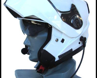 Stealth Vertice Helmet with J&M Elite 787 Headset