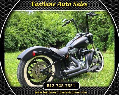 2013 Harley-Davidson FLS Bobber