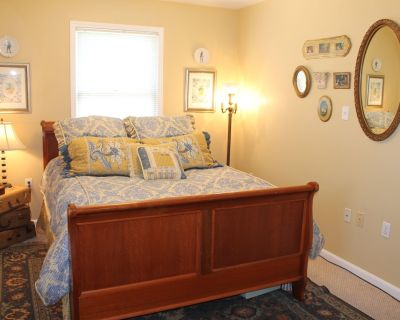 PRIME LOCATION Carriage House 1-bedroom apartment with outdoor patio - Cherokee Triangle